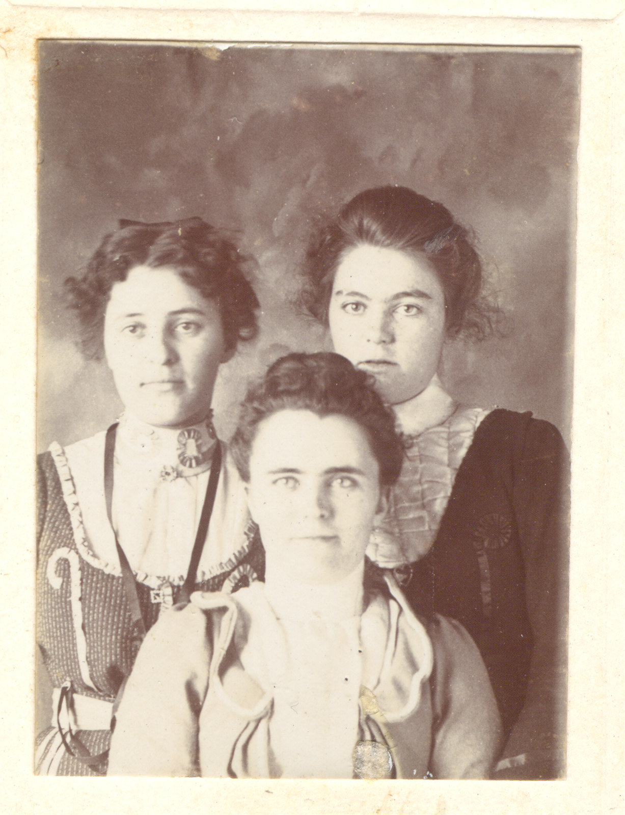 Three Young Women