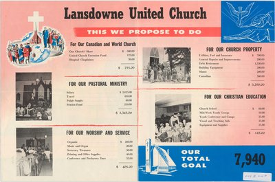 Lansdowne United Church Proposal