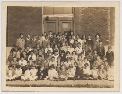 Victoria School S.S. # 9