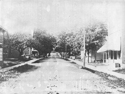 Prince Street in Lansdowne
