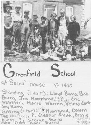 Greenfield School S.S. # 3