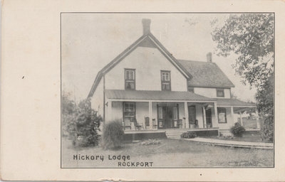 Hickory Lodge, Rockport, ON
