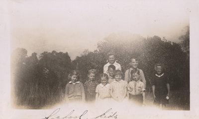 Grenadier Island School Children