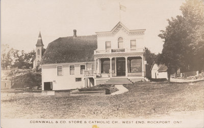 Cornwall and Co. Store, Rockport, ON