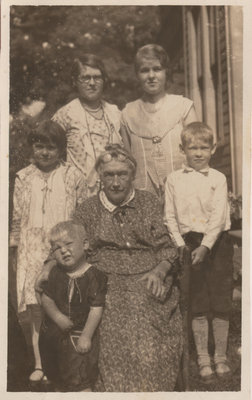 Grandma Reed and Children