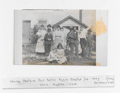Group at Angler's Inn