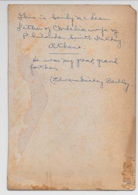 Sandy McLean, Verso