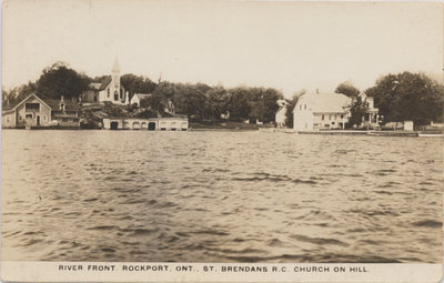 River Front, Rockport, ON