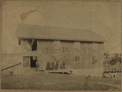 Carding Mill