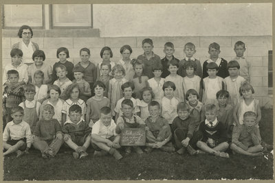 Seeley's Bay Public School 1931
