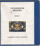 Tweedsmuir History Book I  - Lansdowne Women's Institute