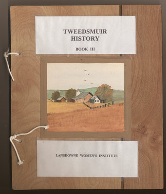 Selection from Lansdowne Tweedsmuir History Book III