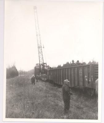 Soperton Train Wreck