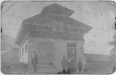 J.D.W. Darling's Office