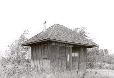 Soperton Train Station