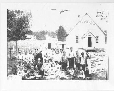 Rockport SS #14 Class, 1904