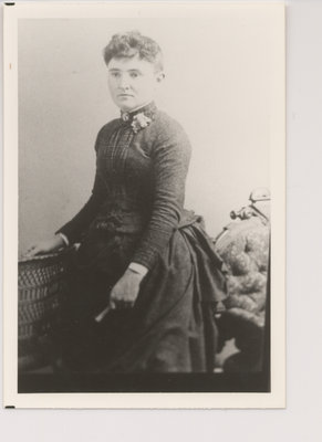 May Carnegie Fitzsimmons