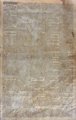 The Colonial Advocate Newspaper- October 14, 1824