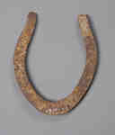 Horse Shoe Unearthed at Niagara Battlefield