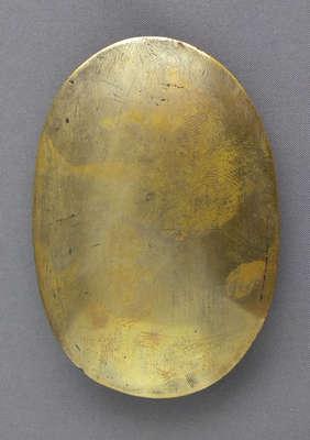 Cross Belt Plate- c. 1812