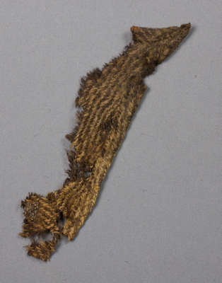 United States Army Grey Coat Uniform Fragment- c. 1812