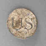United States Infantry (general service) Button- c.1812
