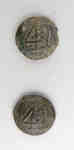 41st Regiment of Foot Gaiter Buttons