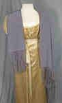 Lilac Silk Shawl