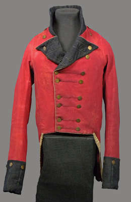 Military Coatee from the Lundy Family