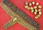 Military Insignia: Buttons and Epaulet