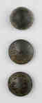Plain Gaiter Buttons c.1812-1814