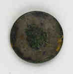 Plain Gaiter Button c.1812-1814