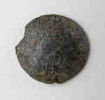Regiment de Watteville Button c.1812-1814