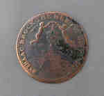 Sir Isaac Brock Commemorative Token - 1816