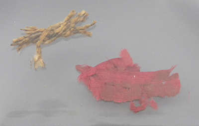 Fuse/Cloth Fragment From Brock Monument c.1814-1840s
