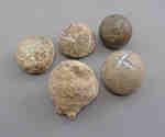 Muskets Balls