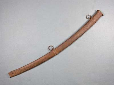Steel Military Scabbard