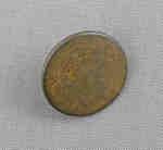 Plain Button with Stand(D) Gold Col(R) Inscription