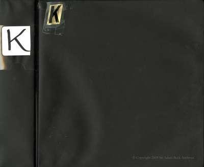 New Dundee Tweedsmuir History Book K