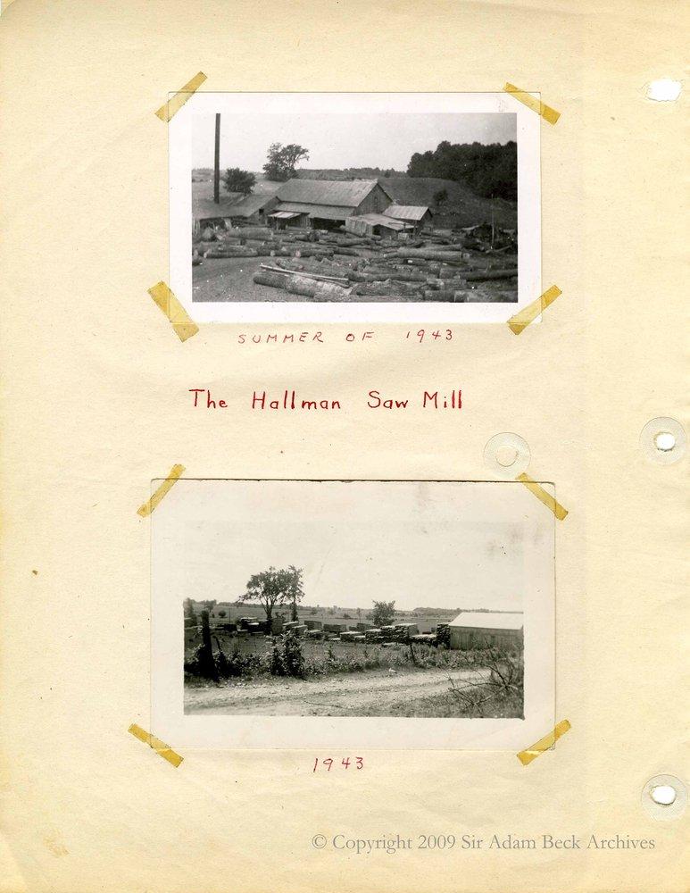 New Dundee Tweedsmuir History Book P
