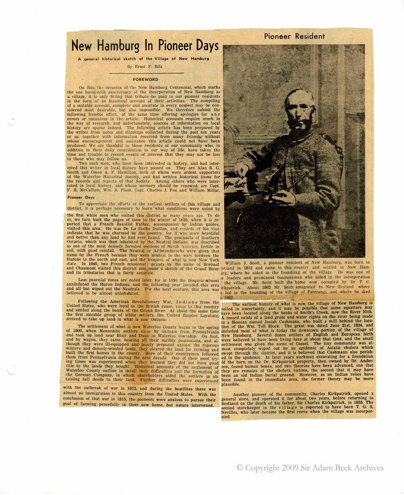 New Hamburg Tweedsmuir History Book D, Page 24