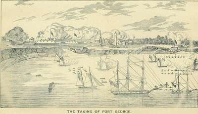 The Battle of Fort George