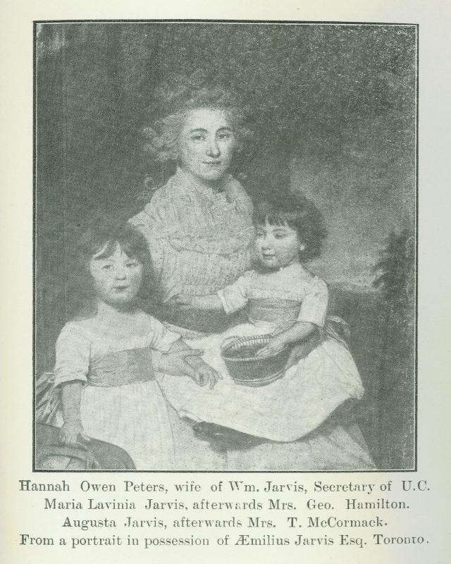 Letters of Mrs. William Dummer Powell 1807-1821