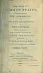 Original book of Common Prayer and Administration of the Sacrement and Other Rites and Ceremonies of the Church