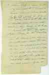 Lease of Land Affidavit- John D.Servos c. 1810