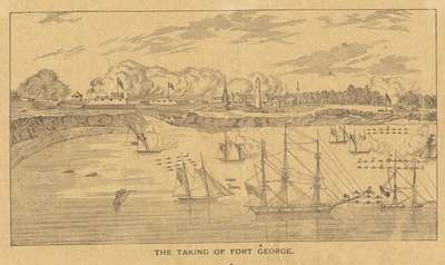 The Taking of Fort George