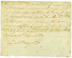 Authorization from MacDonnell to Daniel MacDougal to Raise a Corps of Militia- March, 1813