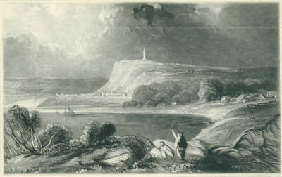 Queenston Heights Engraving