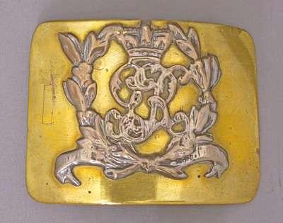 Belt Plate- British Light Dragoon