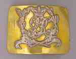 Belt Plate- British Light Dragoon